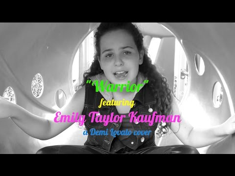 INSPIRING video about Type 1 Diabetes   ''WARRIOR'' Demi Lovato Cover