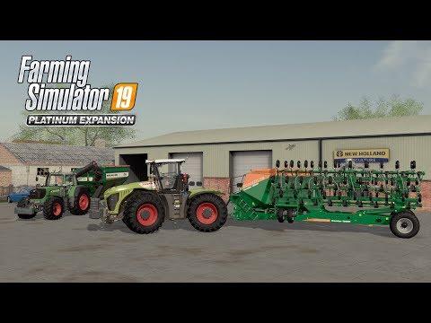 Farming Simulator 19 | Стрим #20