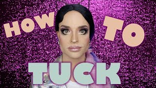 How to tuck  Mąke your Wiener disappear   Tamara Mascara