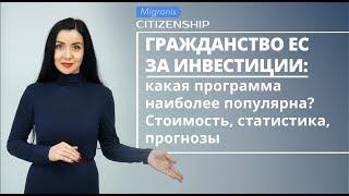 Гражданство за инвестиции в ЕС 👉 Сравнение паспортных программ(, 2018-04-13T12:12:57.000Z)