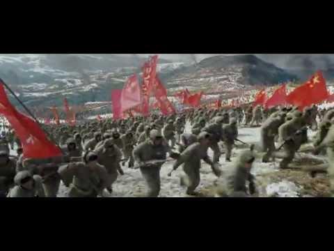 Zerg Rush in Korea (отрывок из к/ф 38-я параллель)