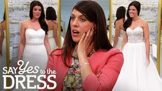 Will the Bride Choose a Fit & Flare Dress or a Ball Gown? | Say Yes To The Dress Canada