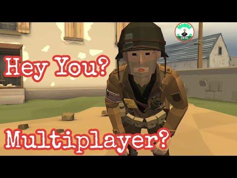 World War Polygon MULTIPLAYER Gameplay