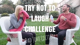 Try Not To Laugh Challenge | Dad Jokes