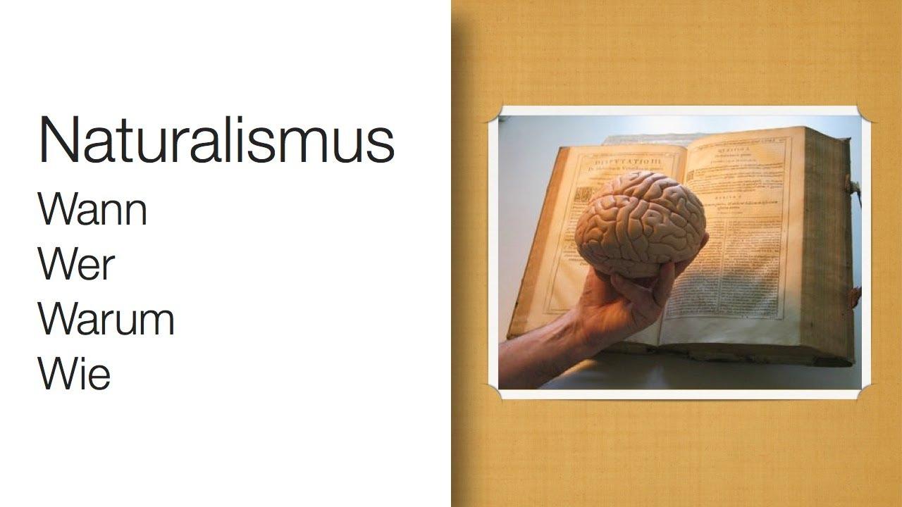 Naturalismus - ...