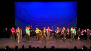 """Tall Hope"" - Cast and the Fred Barton Orchestra."