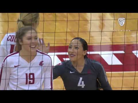 Alexis Dirige named Pac-12 Defensive Player of the Week!