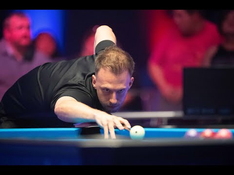 🔥 POOL DEBUT | Judd Trump vs Joe Magee | 2021 US Open Pool Championship
