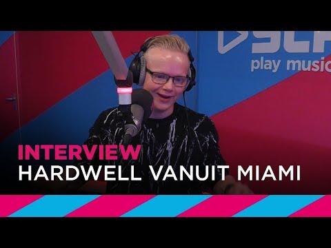Hardwell over comeback Swedish House Mafia op Ultra: 'Dat moet wel gaan gebeuren!' (ENG SUB) | SLAM!