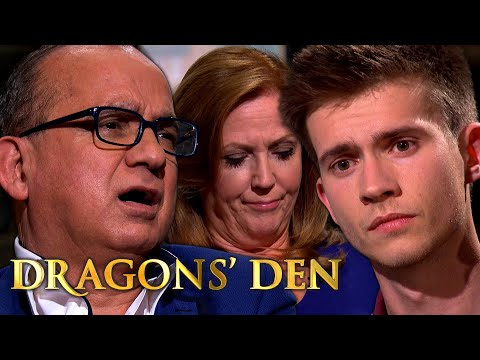 A 'Preset Valuation' Places The Dragons In IMPOSSIBLE Position! | Dragons' Den