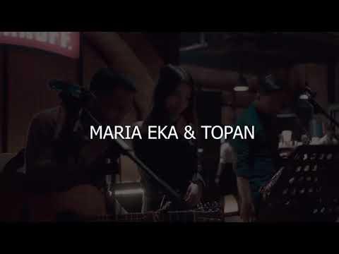 Free Download Live Akustik Salahkah Aku Terlalu Mencintaimu - Maria Eka ( Cover) Mp3 dan Mp4