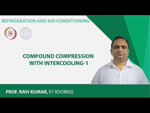 Lecture 12: Compound Compression with Intercooling-1