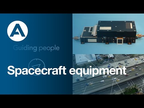 Airbus Defence and Space - Spacecraft equipment