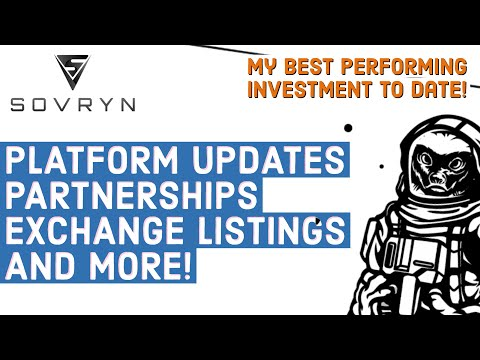 An update on Sovryn: A BTC lending and trading platform.