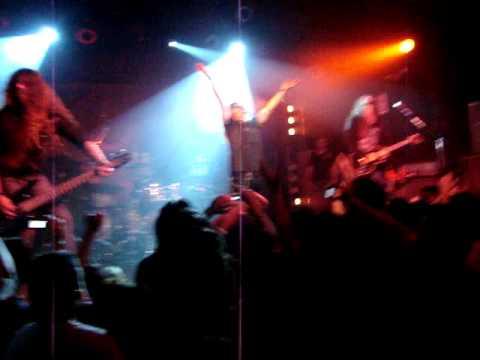 Cazador - Barilari en The Roxy 14-08-09