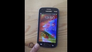 Samsung s7562 not recovery mode