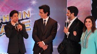 Shahrukh Khan Teasing Abhishek Bachchan | Dil Se Naachein Indiawaale