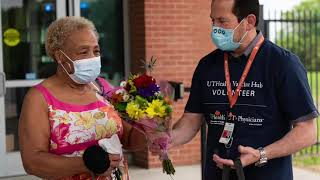 UTHealth Vaccine Hub administers 100,000 vaccinations