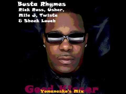 Good Kisser  Busta Rhymes Ft  Rick Ross, Mila J, Twista, Usher, & Sheek Louch