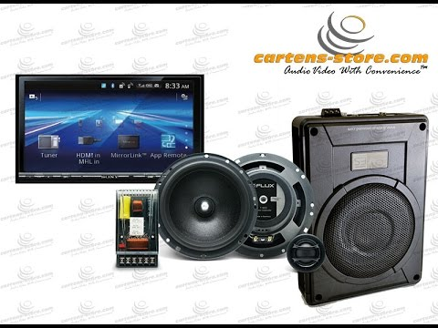 Audio Mobil HONDA JAZZ RS | Paket Speaker 2Way Dan Subwoofer Aktif Non DSP