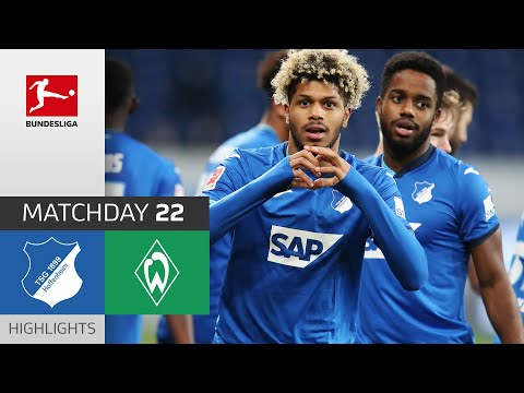 Hoffenheim Werder Bremen Goals And Highlights