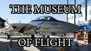THE MUSEUM OF FLIGHT IN 2 MINS | SEATTLE WASHINGTON
