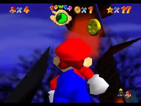 SM64 - Cloning a Coin in Big Boo's Haunt