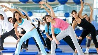 Тренируемся, аэробика для похудения!(Тренируемся, аэробика для похудения! Милые дамы тренируемся, аэробика для похудения для Вас. Смотрите данн..., 2015-07-27T04:01:47.000Z)