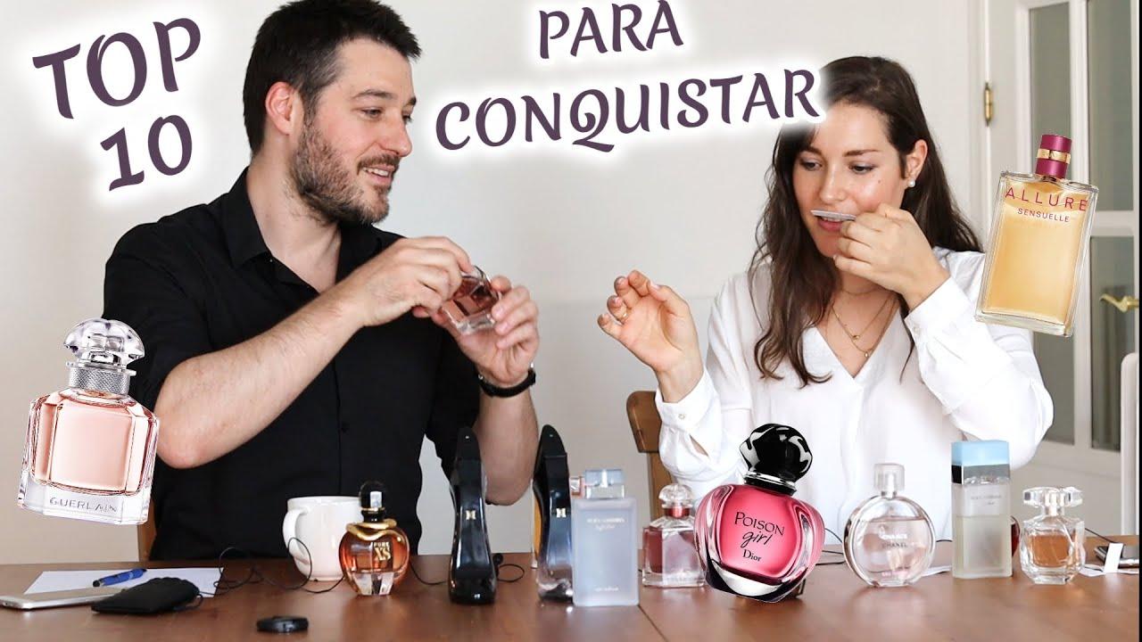Top 10 perfumes para conquistar (con Andrés Perfume-Man)
