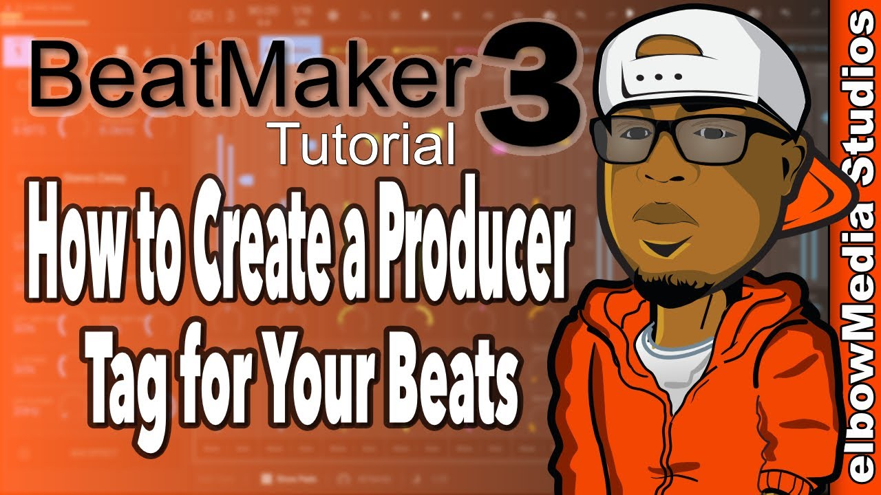 BeatMaker 3 Tutorial | How to Create a Producer Tag for Your beats