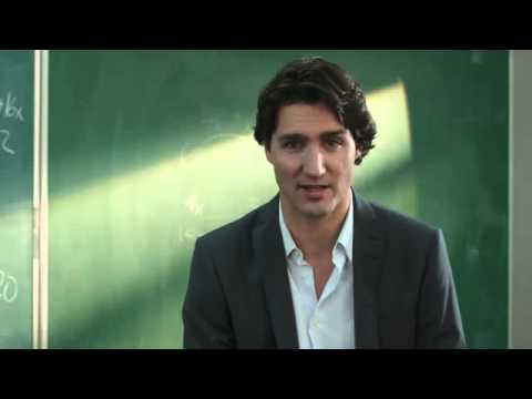 Liberal Party of Canada Justin Trudeau Ad