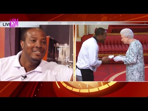 KSM Show- Elijah Amoo Addo, the Ghanaian chef who cooked waakye for Queen Elizabeth