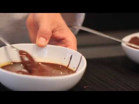 Creating A Masterpiece With Chocolate And Oil - Recipe 1