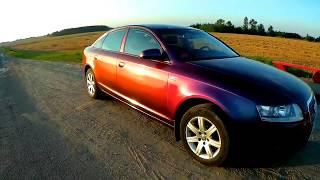 Audi a6 c6 quattro chameleon TARAS