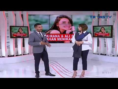 CLBK! Citra Kirana Dan Ali Syakieb Akan Menikah Tahun Depan? | Insert Siang (24 Oktober 2017)