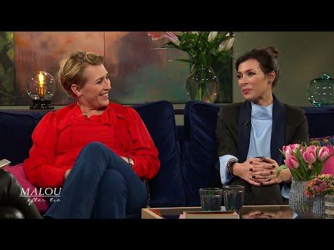 """Hannah och Amanda: """"Vi vågar testa och misslyckas med våra företag"""" - Malou Efter tio (TV4"""
