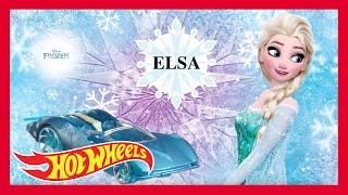 anna-amp-elsa-39-s-frozen-winter-wonderland-with-hot-wheels-hot-wheels