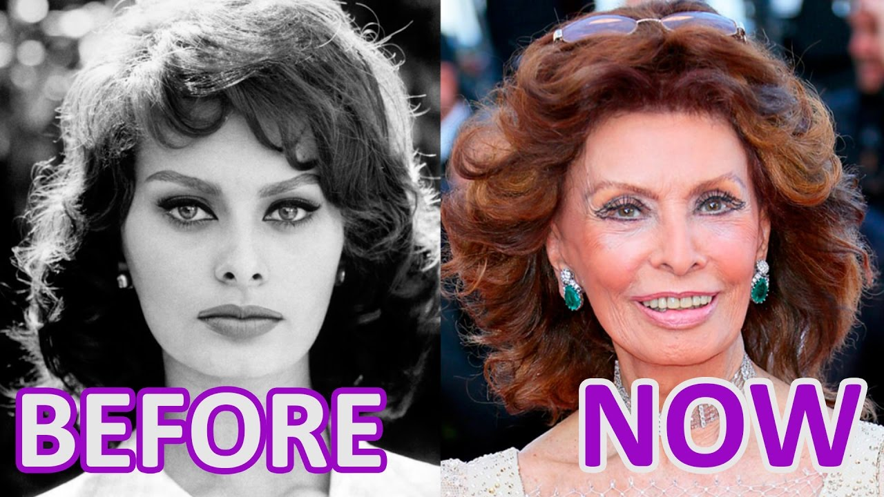 Woman And Time Sophia Loren Youtube