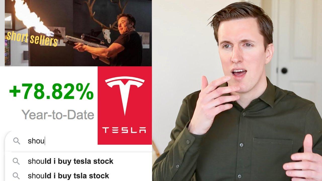 Should I Buy Tesla Stock Youtube