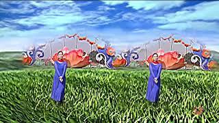 晓晓喜欢广场舞个人展示《草原情》编舞花与影视频制作晓晓.