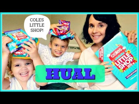 COLES LITTLE SHOP HUGE OPENING/HAUL + GIVEAWAY (CLOSED) 2018