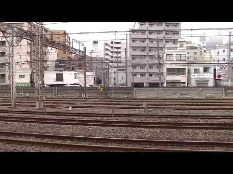 JR Tsurumi station(Yokohama-shi)  JR鶴見駅(横浜市)2016撮影027