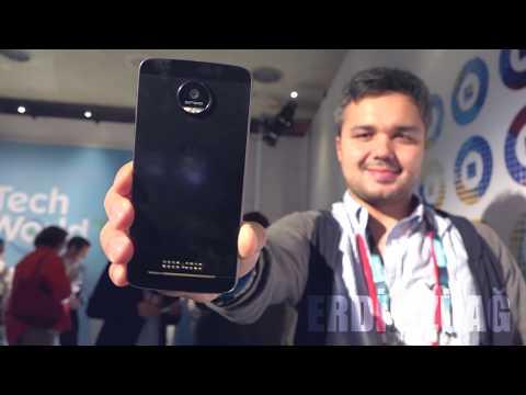 Motorola Moto Z İnceleme Videosu