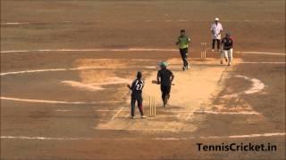 Tennis Cricket Tournament Finale Full Match