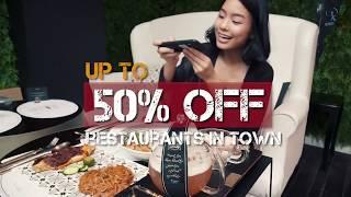 Eatigo: Up to 50% OFF Restaurants In Town screenshot 5