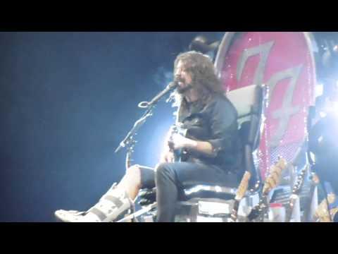 Foo Fighters - DOA @ Milton Keynes National Bowl, 05.09.2015 - HD