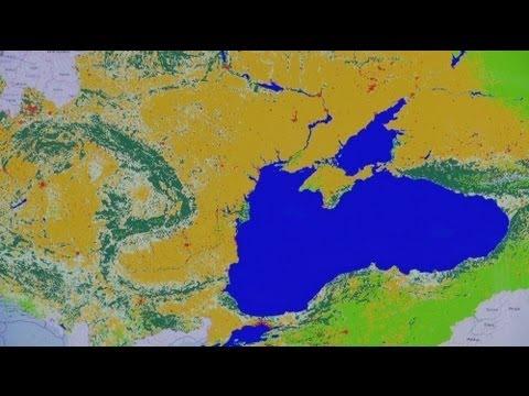 euronews futuris - Tausende Computer zeichnen Bild des Schwarzen Meeres