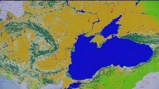 euronews futuris - Tausende Computer zeichnen Bild des Schwarzen Meeres thumbnail