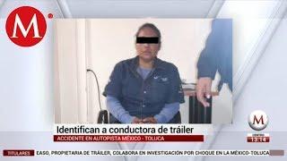 Video Noticias sobre la conductora del tráiler en la México-Toluca download MP3, 3GP, MP4, WEBM, AVI, FLV November 2018