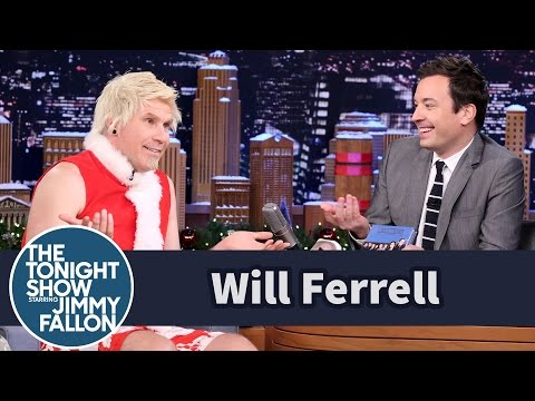 Will Ferrell Delivers Jimmy's Kids Age-Inappropriate Xmas Gifts
